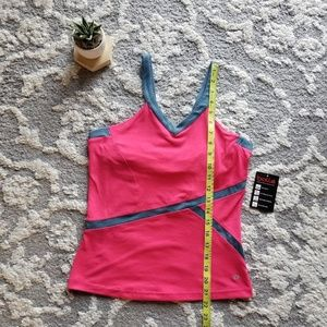 bolle Tops - Bolle Tennis Tank High Performance Size Small NWT